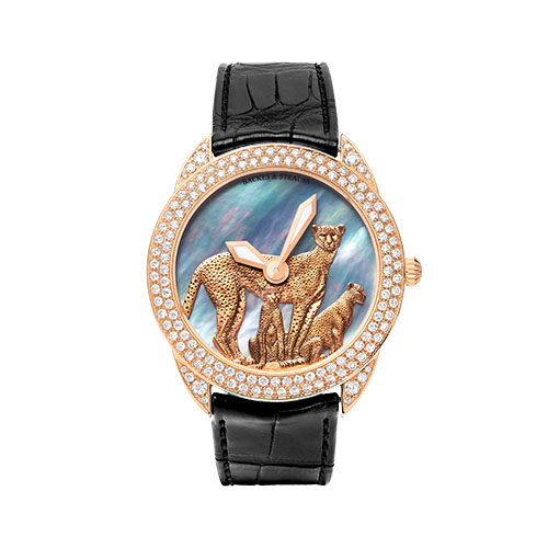 Vitesse 40 Mother of pearl Dial